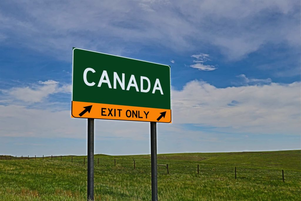 American Immigration To Canada Reaches New Heights During Trump Presidency